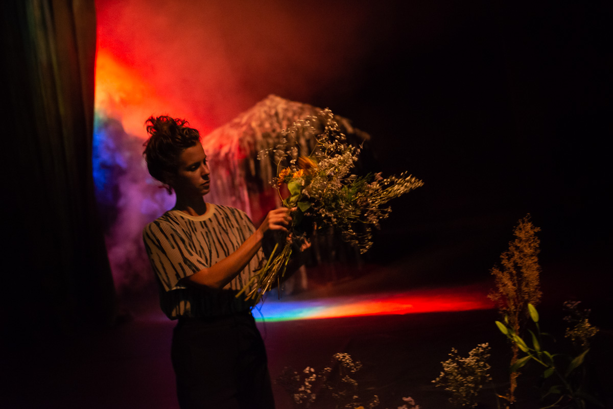 Belles Plantes - Jeanne Moynot et Anne-Sophie Turion - Photo Raphaël Arnaud