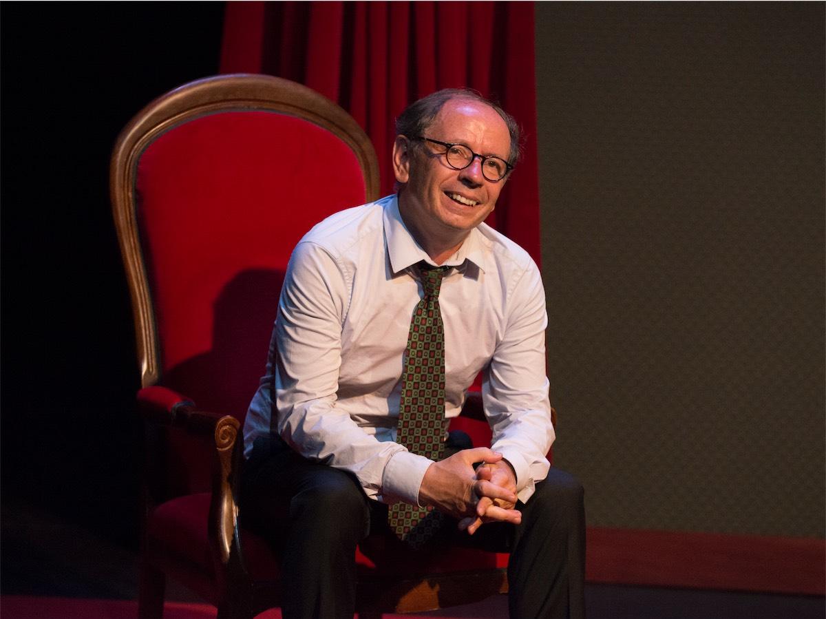 Moi & François Mitterrand - Olivier Broche - Photo Raphaël Arnaud